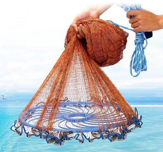 Качественные кастинговые рыболовные сети