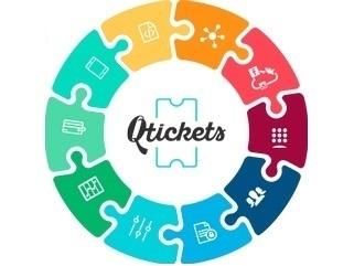 Qtickets – специализированный сервис для организации продажи билетов