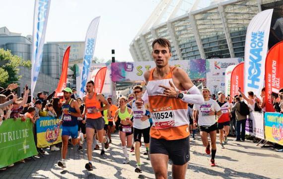 Советы марафонца Игоря Сподина