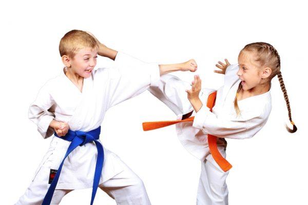 Секция рукопашного боя для детей в Иваново