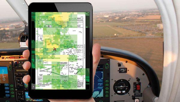 Авиационный навигатор для полетов